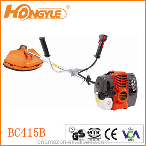 high quality 40.7cc 2-stroke Mitsubishi Brush Cutter grass trimmer with CE GS EU2