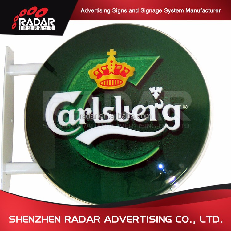 Professional Manufacturer wooden led light box