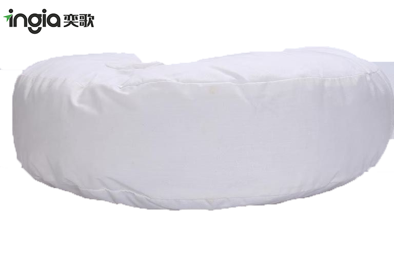 Polyester Side Sleeper Pillow Microbeads Side Sleeper Pro Pillow