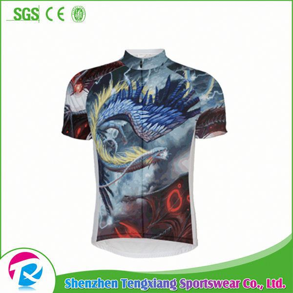Best Selling Cheap China Wholesale Men's Sport Cycling Clothing