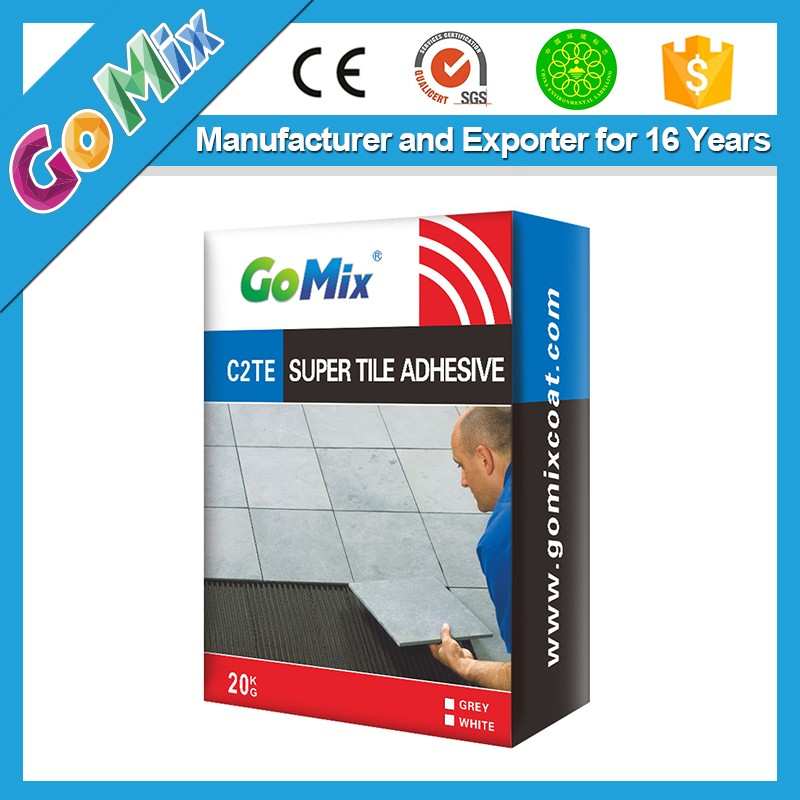 Market Leader of C2TE Thin Set Mortar for Wall and Floor Use