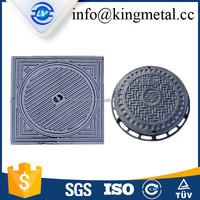 Cast iron/Ductile iron 850X850 C250 Square manhole cover