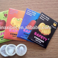 all types of condom flavored female condoms