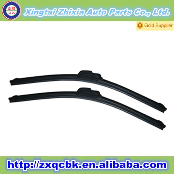 High quality Screw Type Heated Flat Double Windshield Wiper Blade