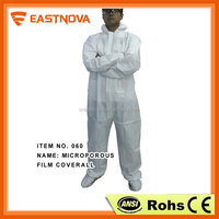 Assured quality safety simple style waterproof work clothes