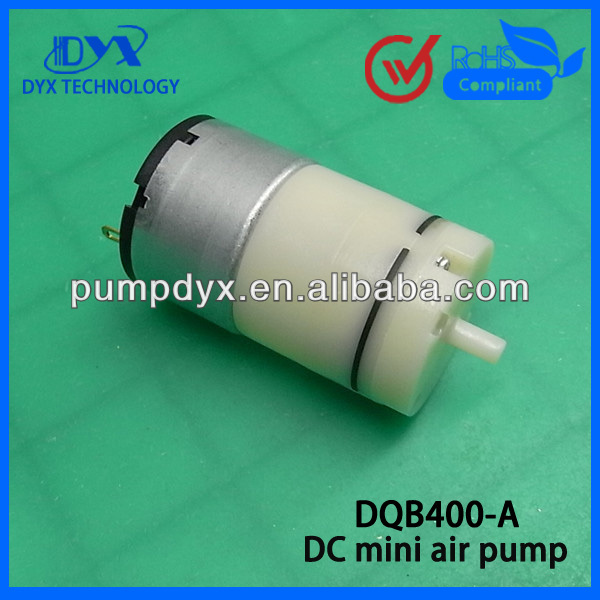 12V dc mini electric air bed pump