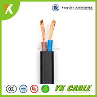 International HD21.3 IEC60227-14 PVC Flexible House Wiring Electrical Cable 2.5mm Twin and Earth Flat Cable