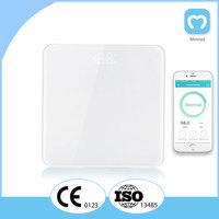 bluetooth electronic body fat scale weighing digital scale