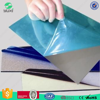 PVC plastic printed film surface protective film