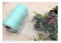 Gift Wrapping Decorating Mesh Rolls Floral Mesh Wrap