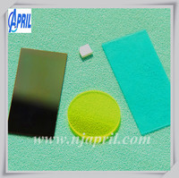 optical colored window glass
