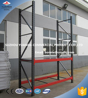 long span industrial/logistics warehouse rack supported mezzanine used in warehouse