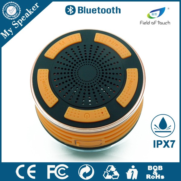 Multifunction Bluetooth subwoofer speaker box with LED Light