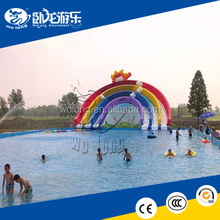 Inflatable Floating Water Park/ Water obstacle course For Adults