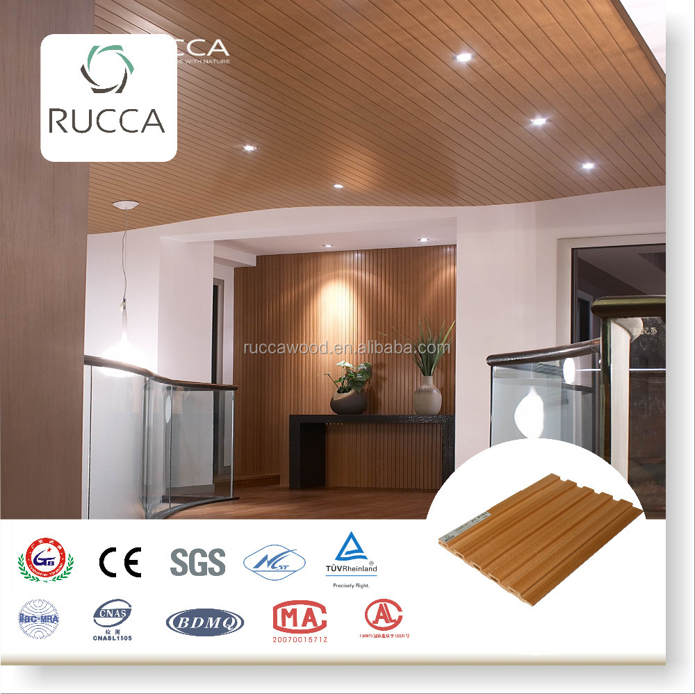 2016 High Quality Pvc Wall Paneling In Home Depot 159 10mm Interior Decoration Guangdong China