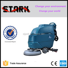 SDK-A3 critical cleaning use small manual floor washing machine,floor scrubber