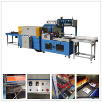 polythene sealing and cutting packaging machine