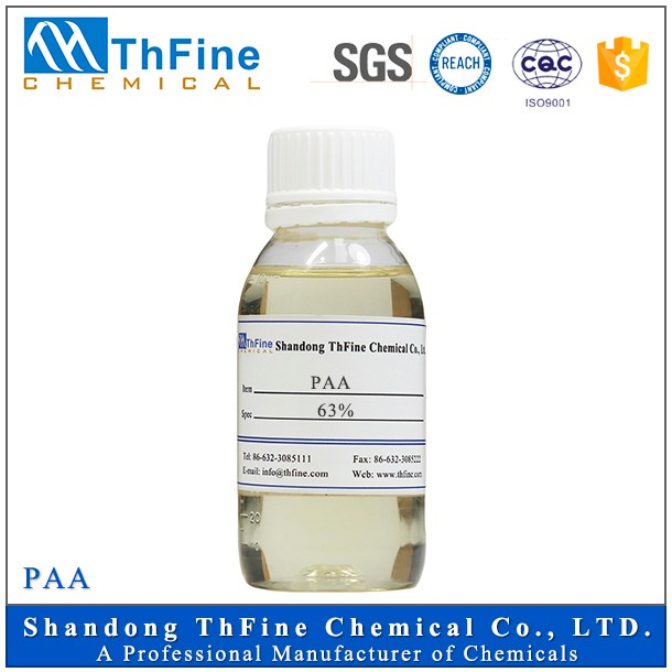 Water Treatment Chemicals Dispersing Agent PAA 63% Polyacrylic Acid