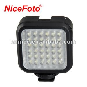 Camera accessories LED video light Portable LED photographic video light LED-5006
