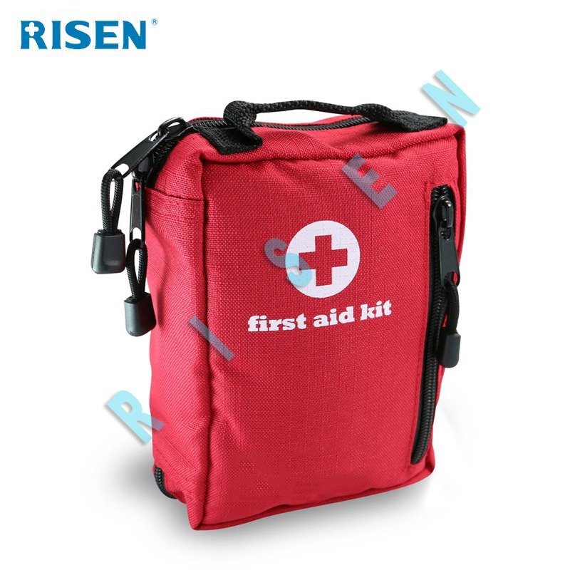 wholesale customize premium small first aid kit all outdoor adventures emergency bag for hiking, backpacking