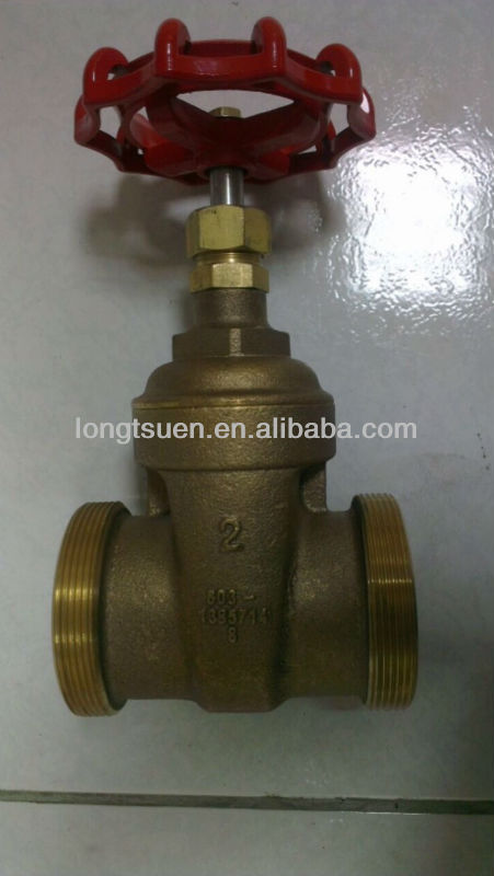 Union Type Gate Valve