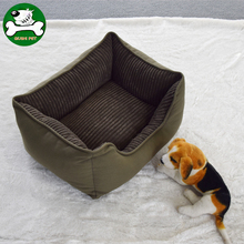 2017 New design wholesale dog bed covers metal frame luxury dog bed