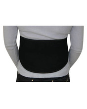 Comfortable Back Support With Hot/Cold Pack Lumbar Belt Brace Shoulder Guard