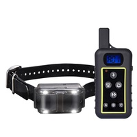 2000Meters remote control electronic dog collar