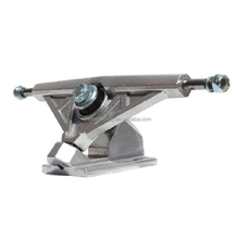 "OEM gravity casting top quality longboard trucks at 7 inch ""S"" style"
