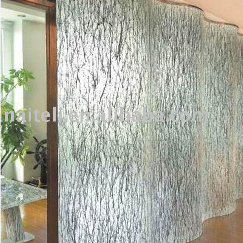 Translucent Resin Panel Maryland : Reciclado placa da divisória painel de resina transparente