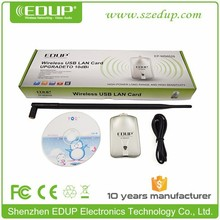 EDUP EP-MS6528 54Mbps High Power with Chipset RTL8187L Wireless USB Wifi Adapter Good Price