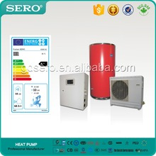 High SCOP ERP A++ Split Air To Water DC INVERTER Heat Pump 9KW