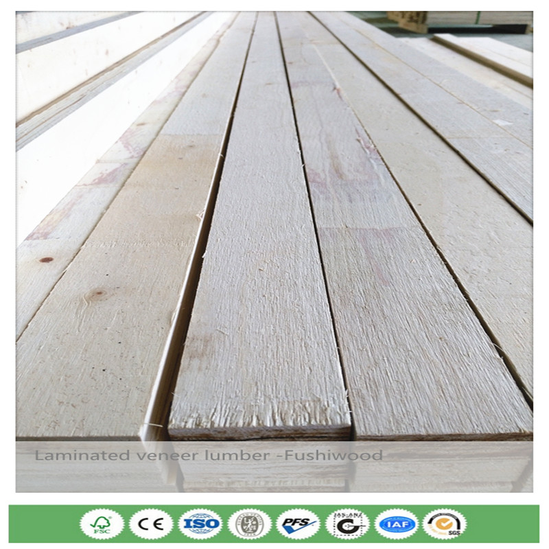good quality and reasonable price poplar lvl (laminated veneer lumber)