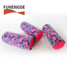 Fashion Rubber Foam Hair Roller,Hair curler