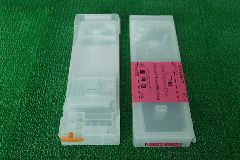 700ml refillable ink cartridge for epson surelab D3000 T7101-T7106