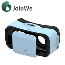 2016 Manufacture Supply Vr Mini Vr Glasses Leji Virtual Reality 3d Movies Viewer Fit Android Smart Phone With Remote