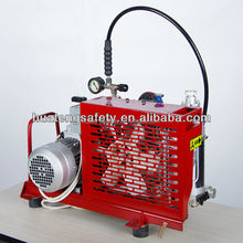 scba portable air compressor for breathing apparatus