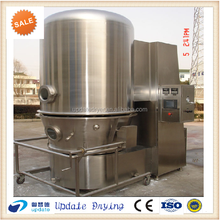 batch type fluidized bed drying machine for garlic dice