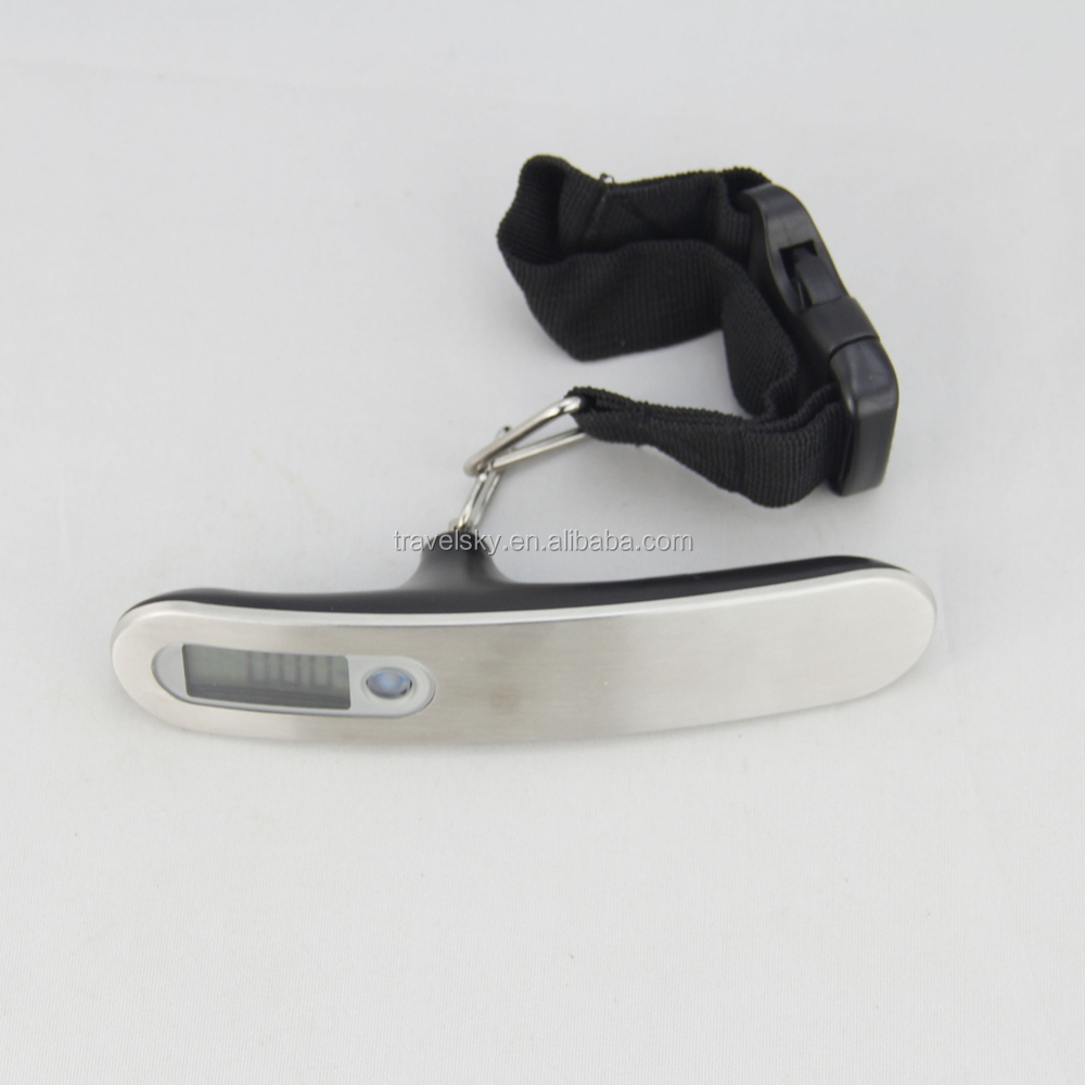 Travelsky professional luggage digital hanging scale