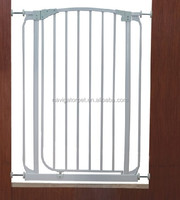 Metal Adjustable Dog Safety Gate with BSEN1930:2011 Certificate