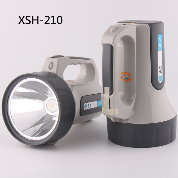New Design High Power Outdoor Camping Hunt Searchlight Spotlight Lantern Emergency Lamp Rechargeable Led Electric Hand Torch