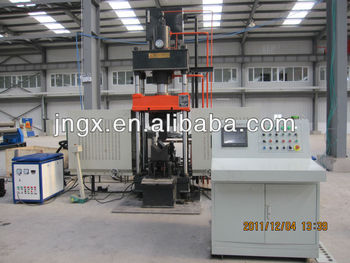 CNC Bending Plate & Angles Machine