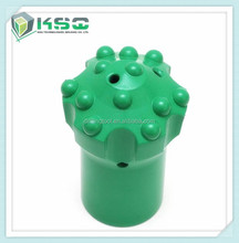 T45 Tungsten Carbide Ballistic Shape Type Button Drill Bit