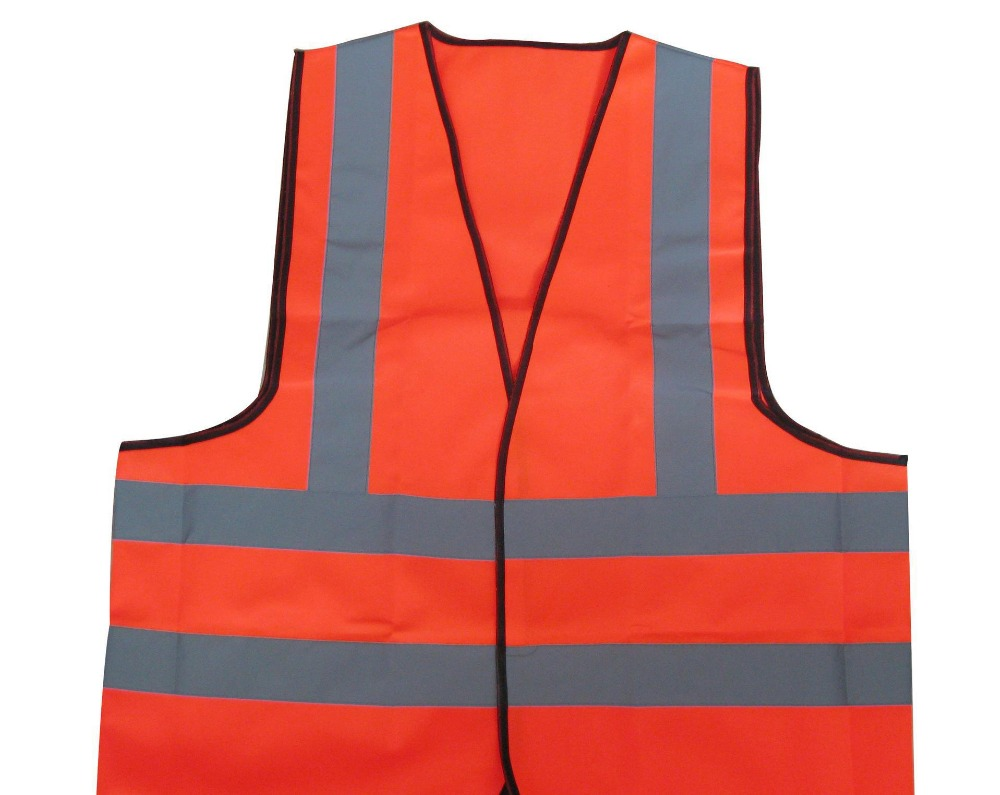 men women reflective safety vest with fine workmanship