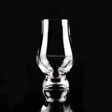 Handmade personalized glencairn whiskey glass