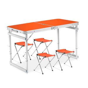 hot sale portable outdoor folding table