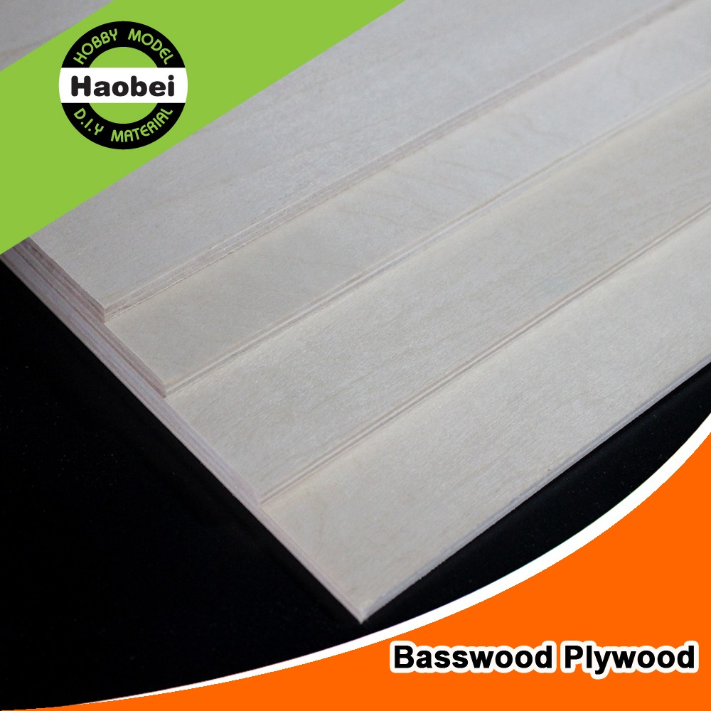 new product China factory timber basswood wood veneers