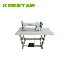 Keestar 254 zigzag thick material garment sewing machine
