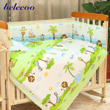 belecoo travel bed new design multi-purposes newborn baby foldable cradle crib bed