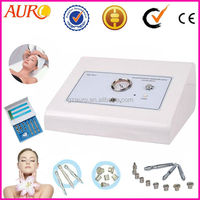 Au-3013 Diamond head microdermabrasion machine